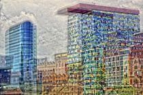 Color plus  - Medienhafen 023 von leddermann