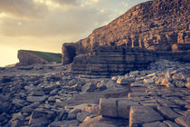 Glamorgan Coastline by Dan Davidson