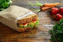 Vegan sandwich von Drica Monteiro