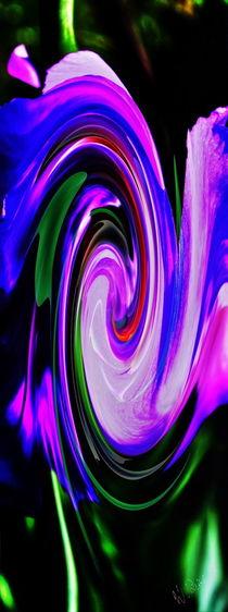 Abstrakt 61 by Walter Zettl