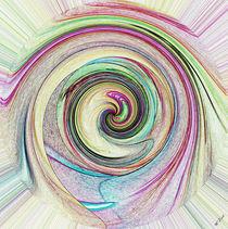 Abstrakt 62 by Walter Zettl