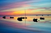 Traumhafter Sonnenuntergang von Matthias Rehme