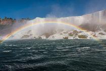 Niagara Falls 01 by Tom Uhlenberg