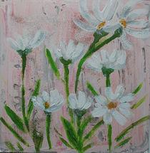 Blüten in weiß by Gabriele  Schloß