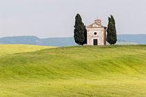 Tuscan Chapel by Antonio Jorge Nunes