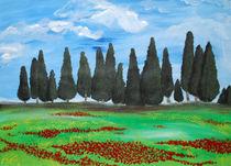 Schöne Toskana by Gabriele  Schloß