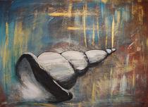 Muschel auf Meeresgrund  by Gabriele  Schloß