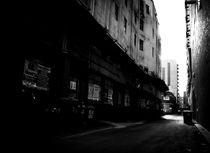 Melbourne Alleyway #2 von Calvinator DesignsTM