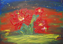 Blume der Nacht by Gabriele  Schloß