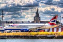 British Airways  by David Pyatt