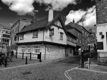 Kings arms. The pub that floods. von Robert Gipson