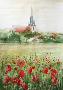 Barnstädter Kirche  von Heike Jäschke