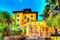 Villa in Sirmione von Gina Koch