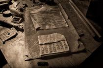 Dirty Workbench von Alan Kepler