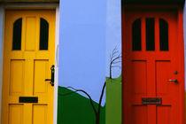 Door One Door Two von Dan Dorland
