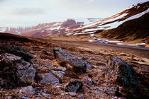 Westfjords Mountain Pass by Dan Dorland