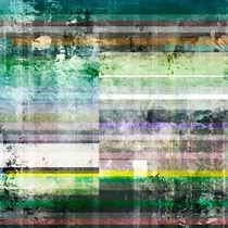 Abstrakt Nr. 111 von Wolfgang Rieger