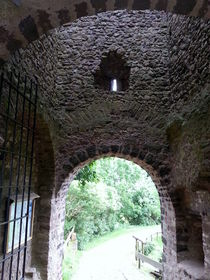 Das Tor by Gabriele  Schloß