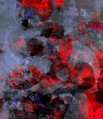 lipstick water lilies von Wolfgang Rieger