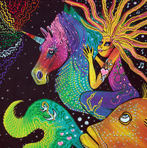 Ride The Rainbow by Laura Barbosa