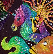 Ride The Rainbow von Laura Barbosa