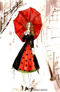 Carrie Bradshaw von Vanessa Datorre