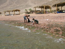 Egyptians catched a trigger fish von Christopher Jöst