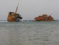 Ship wreck von Christopher Jöst