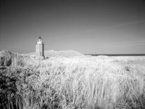 Kampen Leuchtturm IR by Peter Rohde