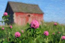 Field Barn by gravityx9