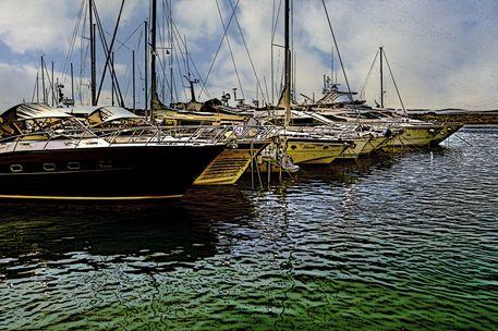 Boat-dock-in-croatia