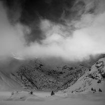 Alpen Landscape by Antonio Jorge Nunes