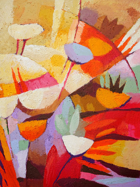 Floral-abstraction