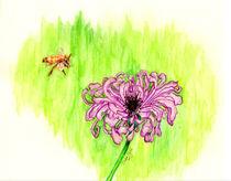 Honey Bee von Linda Ginn