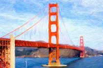 Golden Gate Bridge by gravityx9