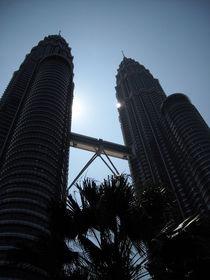 Petronas Towers, Kuala Lumpur von m-r-concepts