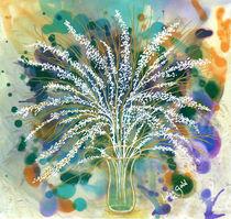 White Statice by Linda Ginn
