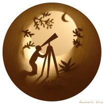 Astronomer (Astronome) by Anastassia Elias