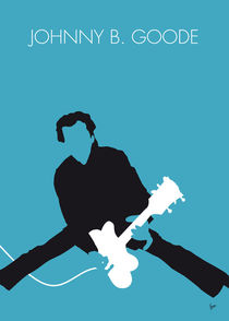 No015-my-chuck-berry-minimal-music-poster