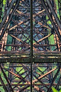 Müngstener Brücke Solingen  von Frank Voß