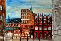 Hansestadt Stralsund von konni