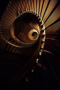 Chocolate spirals von Jarek Blaminsky