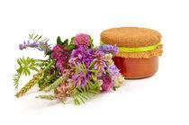Honey and flowers  von larisa-koshkina