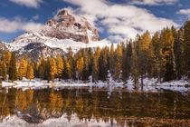 Dolomites Tre Chime 02 von zdechlypes