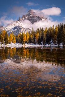 Dolomites Tre Chime 01 von zdechlypes