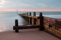 Dawlish Warren at Dawn von Pete Hemington