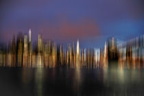 New York Skyline by Michael Schickert