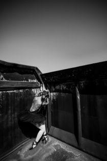 Dance Photography - B.A.D. Train Cemetery 22 by bornadancer