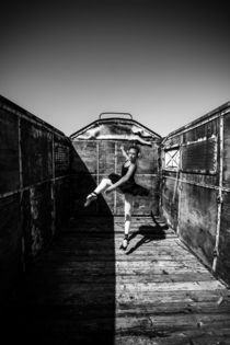 Dance Photography - B.A.D. Train Cemetery 19 by bornadancer