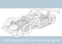 JADE Open Series Sports Car von Roy Scorer